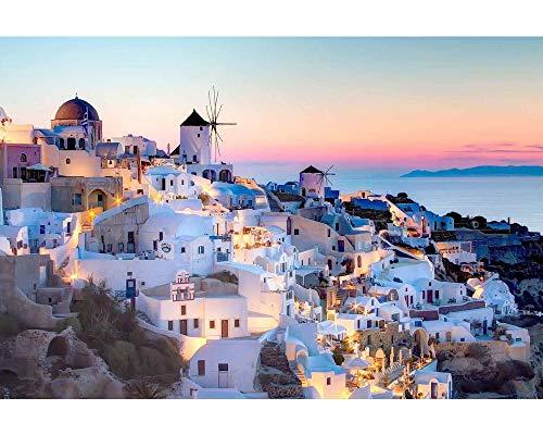 No Puzles Adulto De 1000 Piezas, Egeo Grecia Islas Cícladas Paisaje