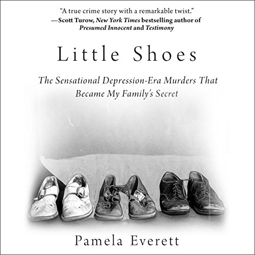 Little Shoes audiobook cover art