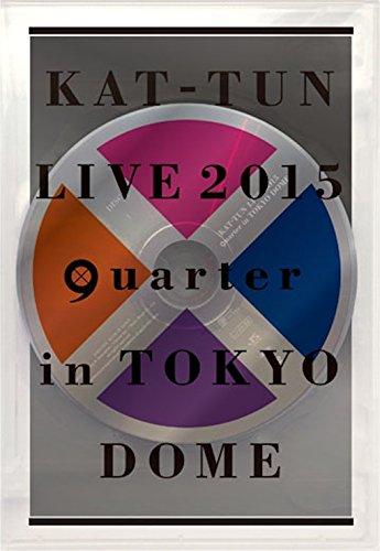 """[画像:KAT-TUN LIVE 2015 """"quarter"""" in TOKYO DOME(通常盤) [DVD]]"""