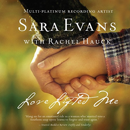 Love Lifted Me audiobook cover art