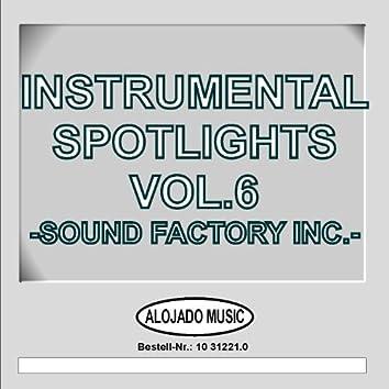 Instrumental Spotlights, Vol. 6