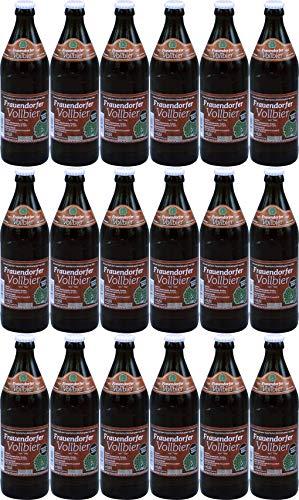 Brauerei Hetzel - Frauendorfer Vollbier (18 Flaschen) I Bierpaket von Bierwohl