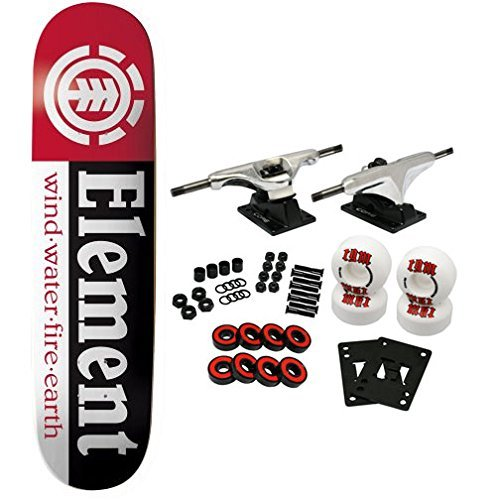 Element Skateboards Section Complete Skateboard - 7.75 x 31.5 by