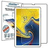 ebestStar - Cristal Templado Compatible con Samsung Galaxy Tab S4 10.5 SM-T830, SM-T835 Protector de Pantalla, Película Vidrio Protectora Dureza 9H, Sin-Burbujas [Aparato: 249.3x164.3x7.1mm, 10.5'']