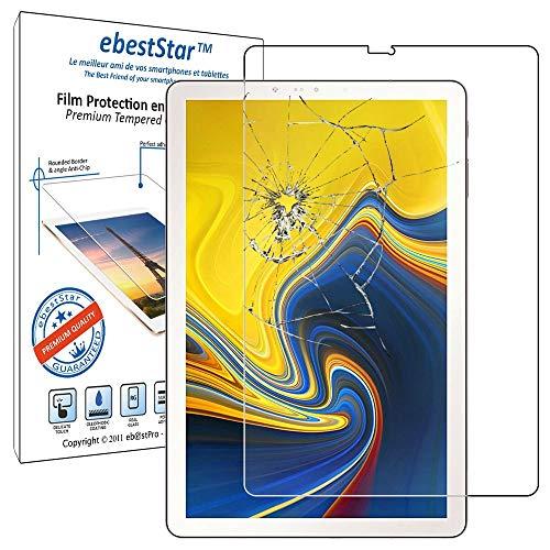 ebestStar - Cristal Templado Compatible con Samsung Galaxy Tab S4 10.5 SM-T830,...