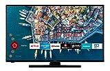 HITACHI F43E4100 109 cm (43 Zoll) Fernseher (Full HD, Smart TV, Prime Video, Netflix, Works with Alexa, Bluetooth, Triple-Tuner, PVR)