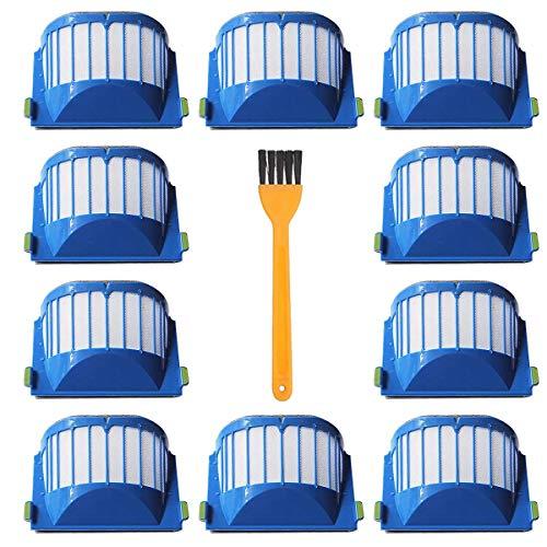 Piezas de repuesto para aspiradora iRobot Roomba 500 600 Series 536 550 614 620 630 650 650 660 665 665 671 680 690 accesorio