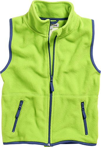 Playshoes Meisjes Gilet Kids Sleeveless Full Zip Fleece Vest