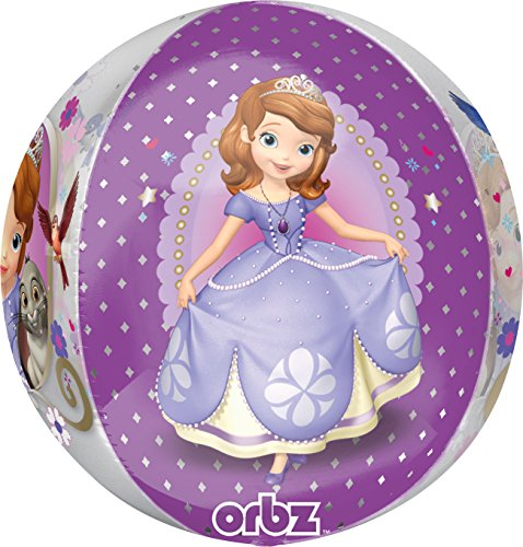 Amscan International Orbz Sofia de eerste ballon