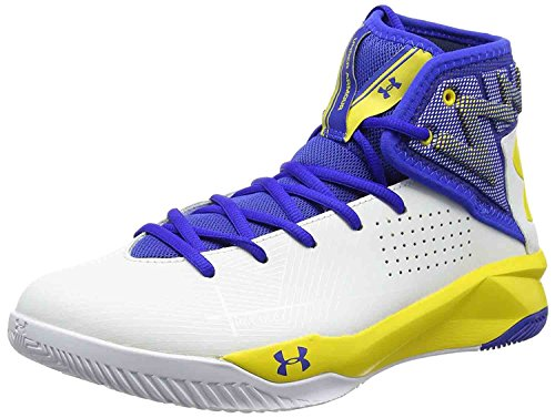 Under Armour UA Rocket 2 – White | Team Royal, taille # : 16