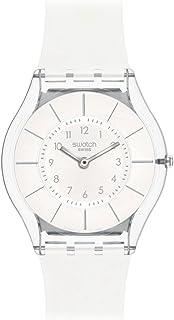 [スウォッチ]SWATCH 腕時計 SKIN CLASSIC(スキン クラシック) WHITE CLASSINESS SFK360 レディース 【正規輸入品】