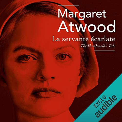 La servante écarlate Audiobook By Margaret Atwood cover art