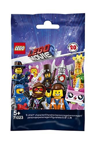 LEGO Minifigures - La LEGO Pelcula 2, 1 Sobre Sorpresa de Minifigura de Personaje de la Pelcula para Jugar, Construir y Coleccionar (71023)