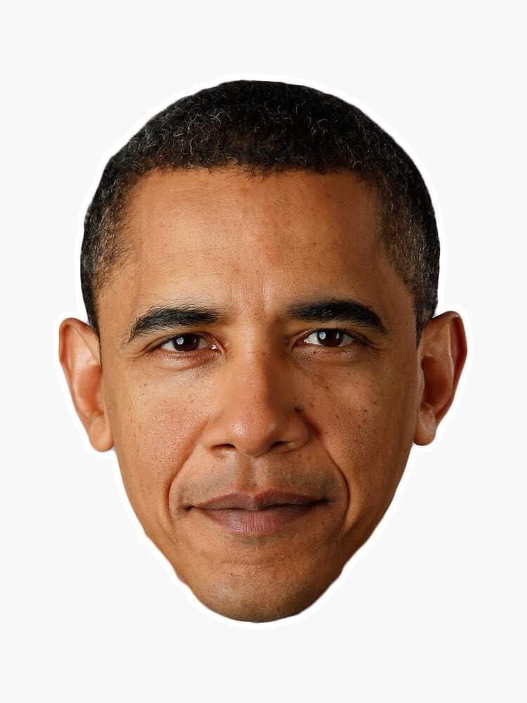 Obama Vinyl Decal Bumper Sticker Laptop Window OFFer 5