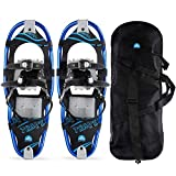 Best Snowshoes - OUTON Snowshoes Lightweight Aluminum Alloy Snow Shoes Review