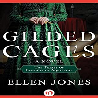Gilded Cages audiobook cover art