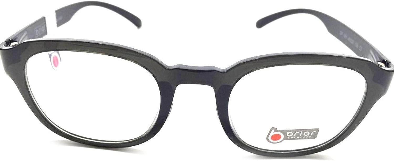 Briar Prescription Eye Glasses Frame Ultem Super Light, Flexible Br 305 C5
