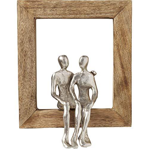 Kare Design Deko Objekt Frame Loving Couple