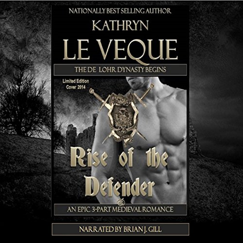 Rise of the Defender audiobook cover art