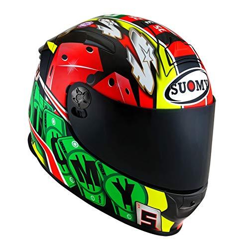 Suomy Casco integrale moto Sr Sport Vegaz taglia M helmet casque