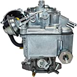 A-Team Performance 213 Carburetor Rochester Compatible with GMC Chevrolet Chevy Buick Olds Checker One Barrel 6 Cylinders