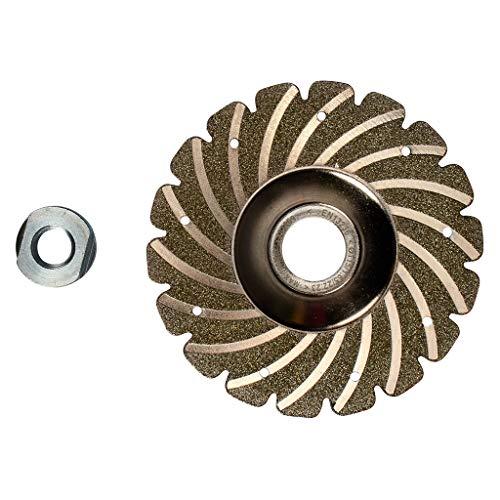 Trennscheibe Diamant | Durchmesser 115 mm | Trennscheibe für Winkelschleifer | Ideale Trennscheibe Stein 115 | Winkelschleifer Zubehör