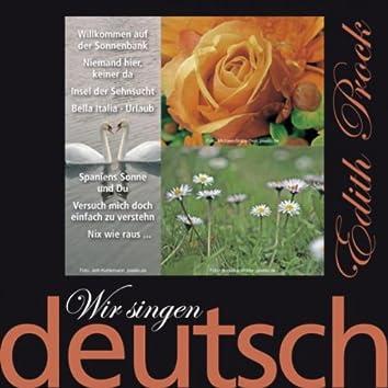 Wir Singen Deutsch - Sommerträume