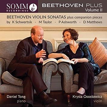 Beethoven Plus, Vol. 2 (Live)