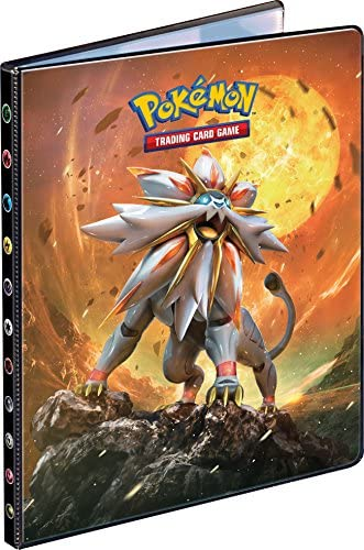 Ultra Pro Pokemon SM1 9Pkt Portfolio Multi Color Model 074427851279 product image