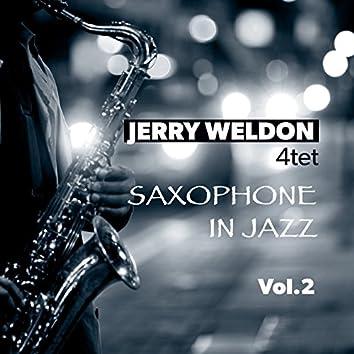 Saxophone in Jazz, Vol. 2