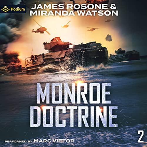 Monroe Doctrine: Volume II cover art