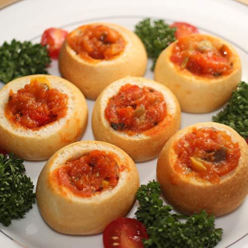 ラス [ラタトゥイユ ブリオッシュ 1PC] 朝食 や おやつ にピッタリの プチ パン【グルメ大陸】