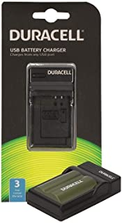 Duracell DRC5902 Charger with USB Cable