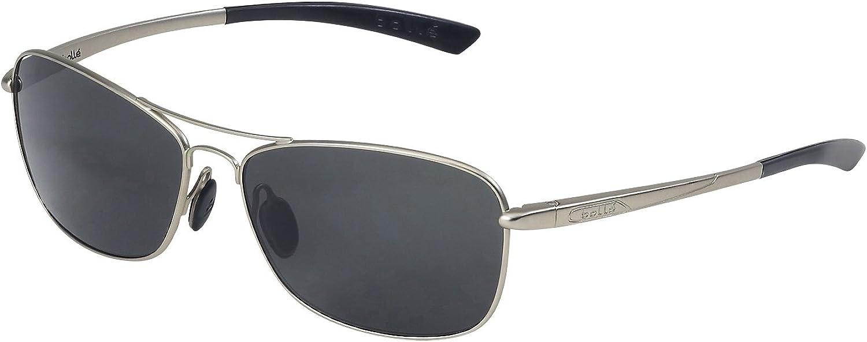 Bolle BO 11568 Ventura Satin Silver TNS Sunglasses