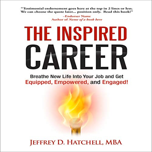The Inspired Career audiobook cover art