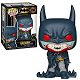 37253 Pop! Batman 80th-Red Rain Batman (1991) Figura de acción