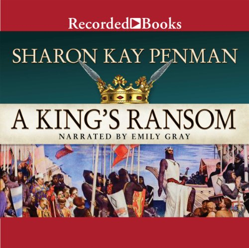 A King's Ransom audiobook cover art