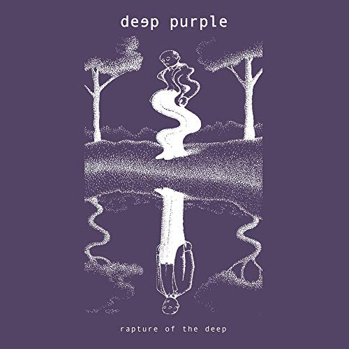 Deep Purple - Rapture Of The Deep (Ltd. White 2LP) [Vinyl LP]