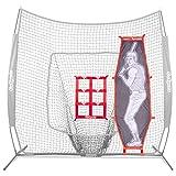 GoSports Baseball & Softball Pitching Kit |...
