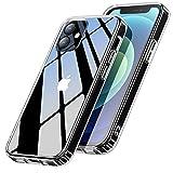 Wonantorna Cover per iPhone 12 Mini 5,4'', [Anti-Giallo] [200% Protezione Anticaduta] Parte...