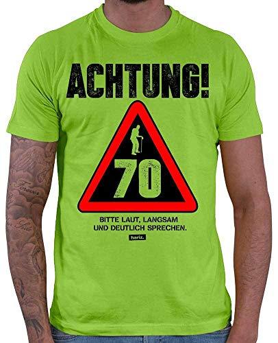 Hariz – Camiseta de hombre con texto en alemán