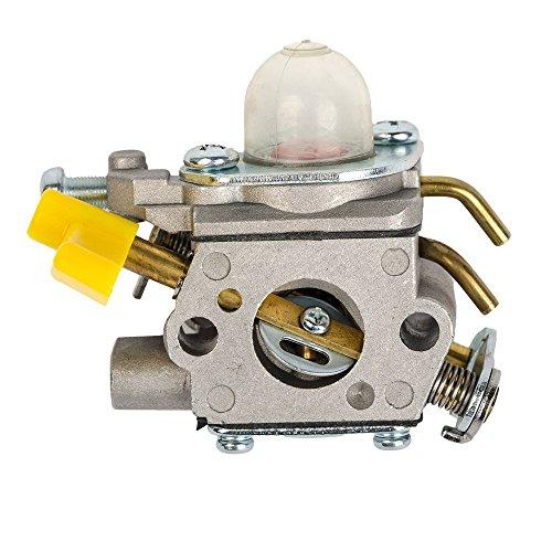 OxoxO Carburador de Repuesto para cortacésped Homelite Ryobi Poulan 308054013