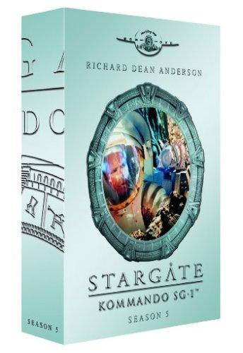 Stargate Kommando SG-1 - Season 5 Box (6 DVDs)