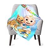 Baby Blanket Double Layer Blanket Super Soft Receiving Blanket for Crib, Stroller, Travel, Decorative 3040inch (color2)