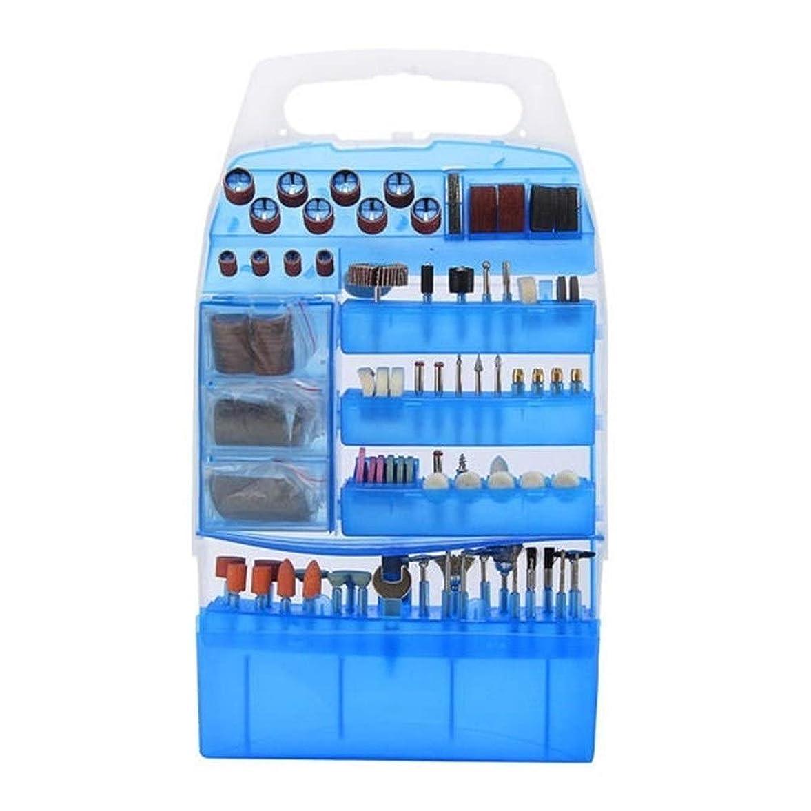 非互換気性女将HXC-HXC 工業用研磨剤400pcsアクセサリーセットロータリーパワーツールドリル 研磨工具