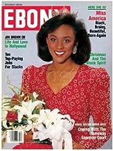 Ebony Magazine 1989 December: Miss America Debbye Turner