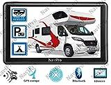 GPS Camping Car 9 Pouces Europe A Vie - Aires DE...