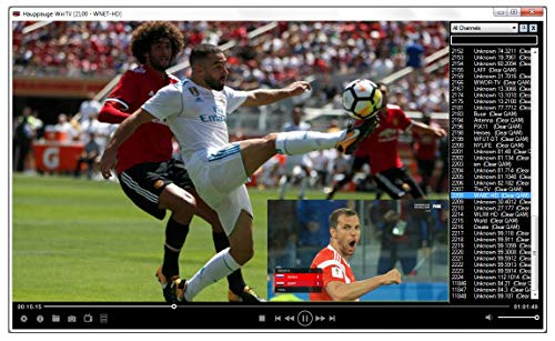 TV ME UP! The best USB TV Tuner 2