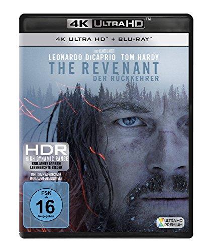The Revenant - Der Rückkehrer (4K Ultra HD) (+ Blu-ray)