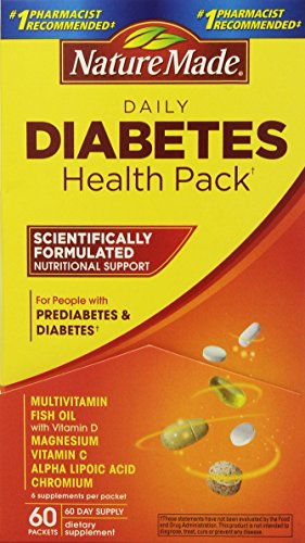 Daily Diabetic Health Pack